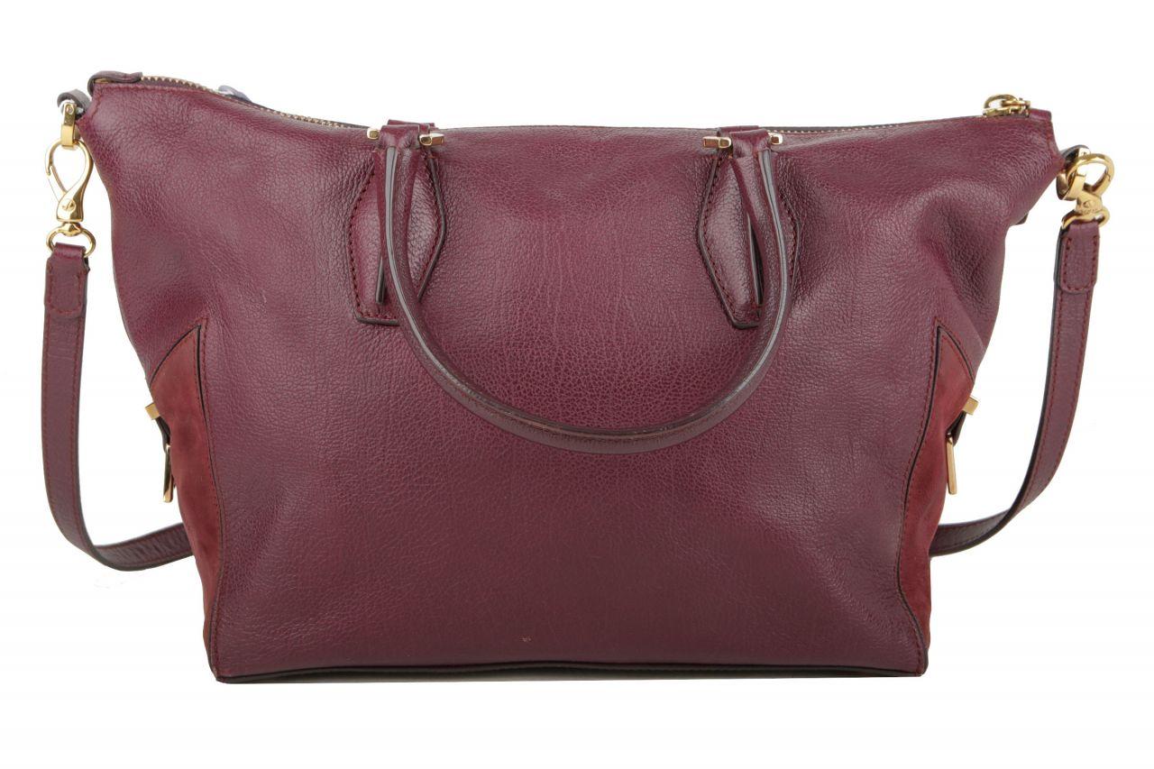 Tods Crossbody Bag Aubergine