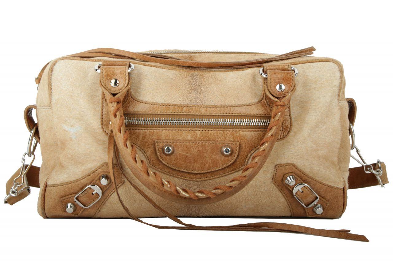 Balenciaga Giant City Bag Braun