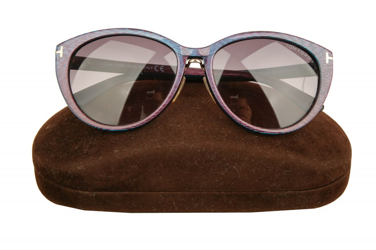 "Tom Ford Sonnenbrille Gina ""TF345 83F"""