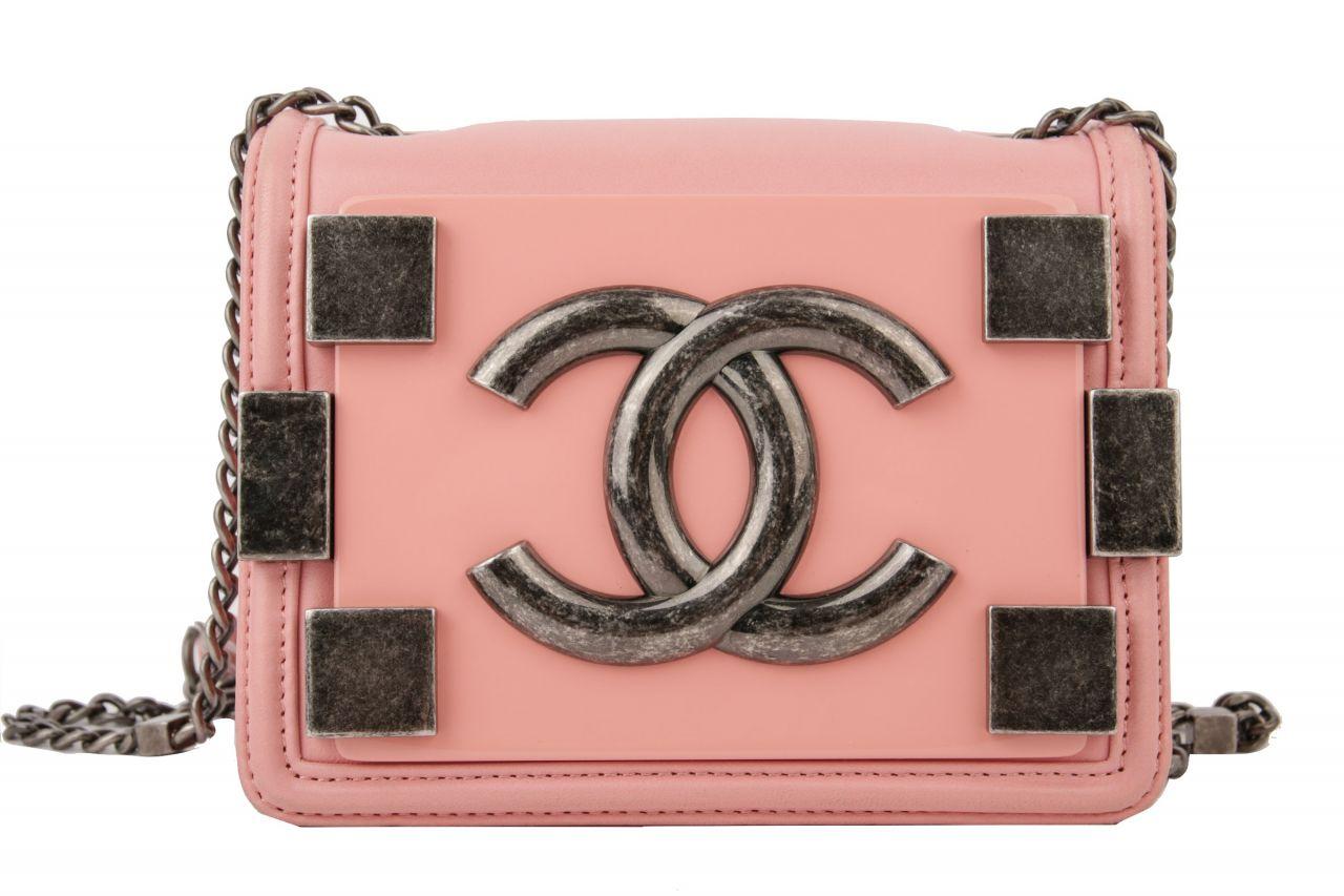 Chanel Shoulder Bag Rosa