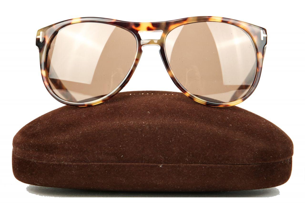 Tom Ford Dana Dark Tortoise Sonnenbrille