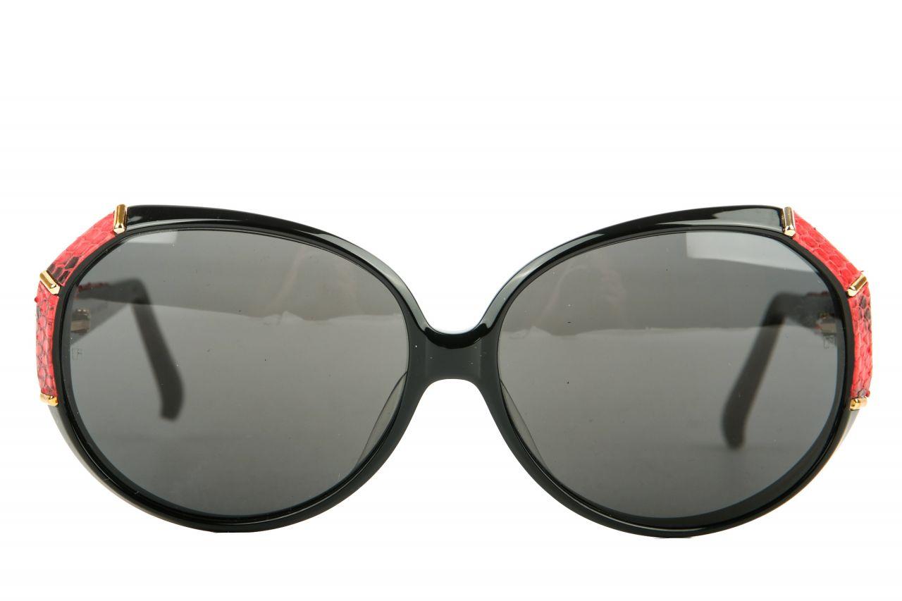Linda Farrow Sunglasses Black
