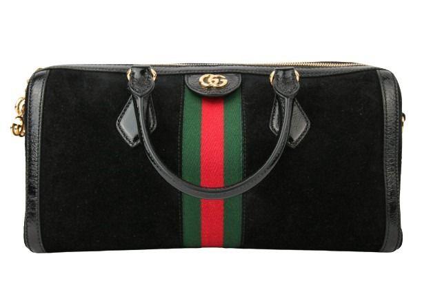 Gucci Ophidia Bowling Bag Schwarz