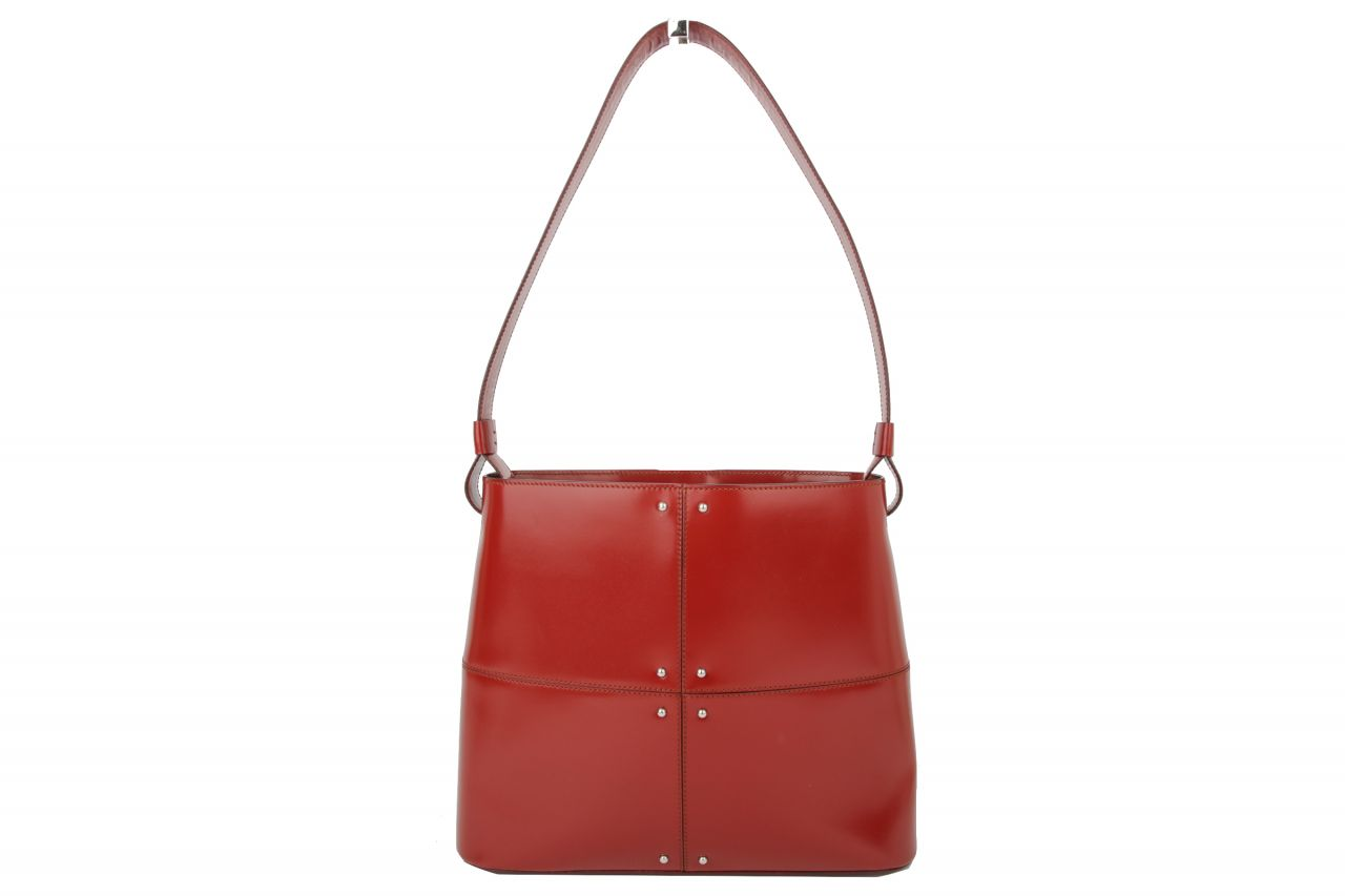 Tod's Schultertasche Rot