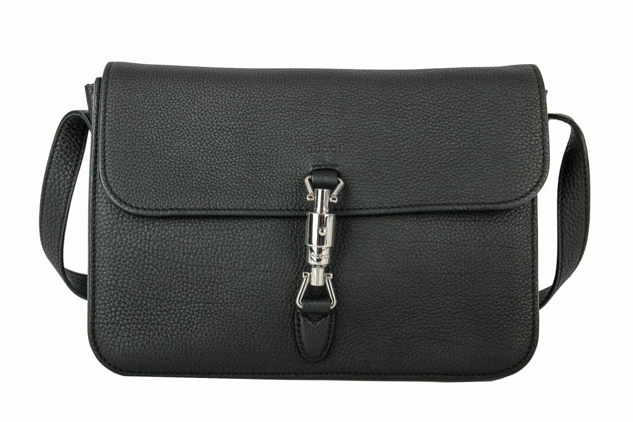 Gucci Jackie Messenger Bag Schwarz