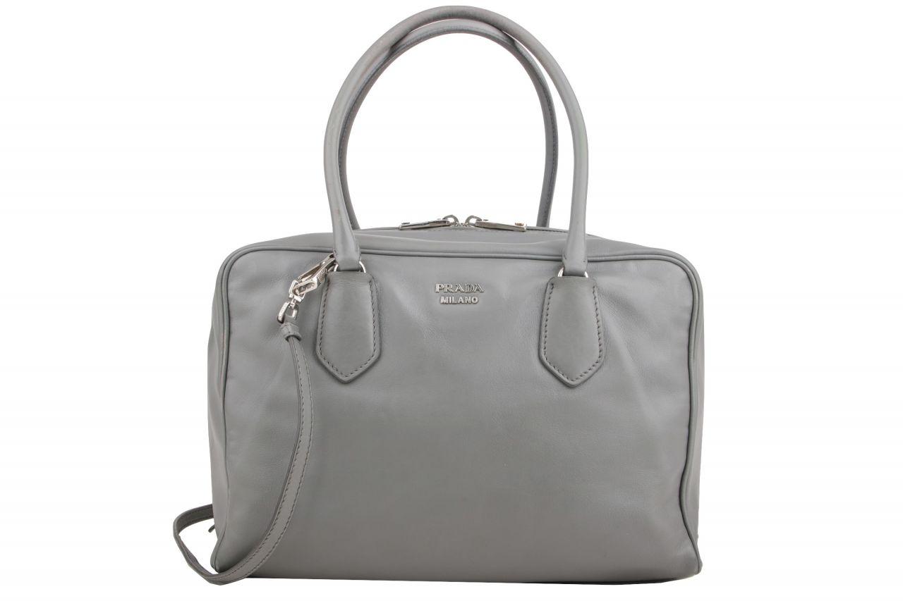 Prada Handtasche Grau