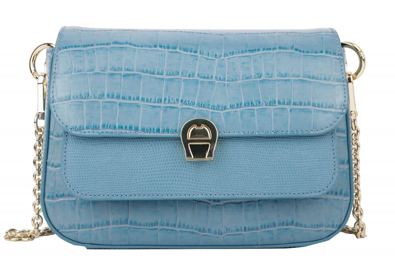 Aigner Crossbody Bag Blau