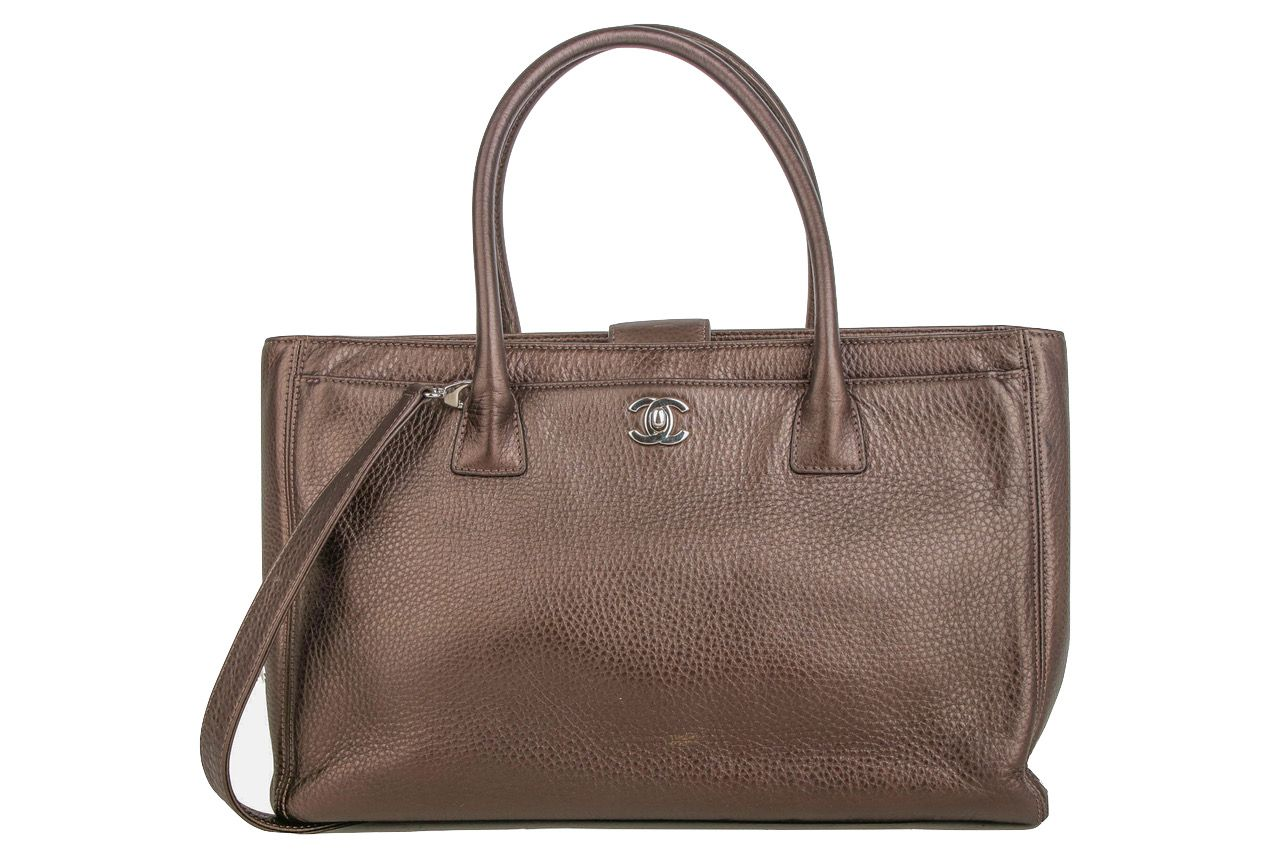Chanel Shoulder Bag Copper mit Schulterriemen
