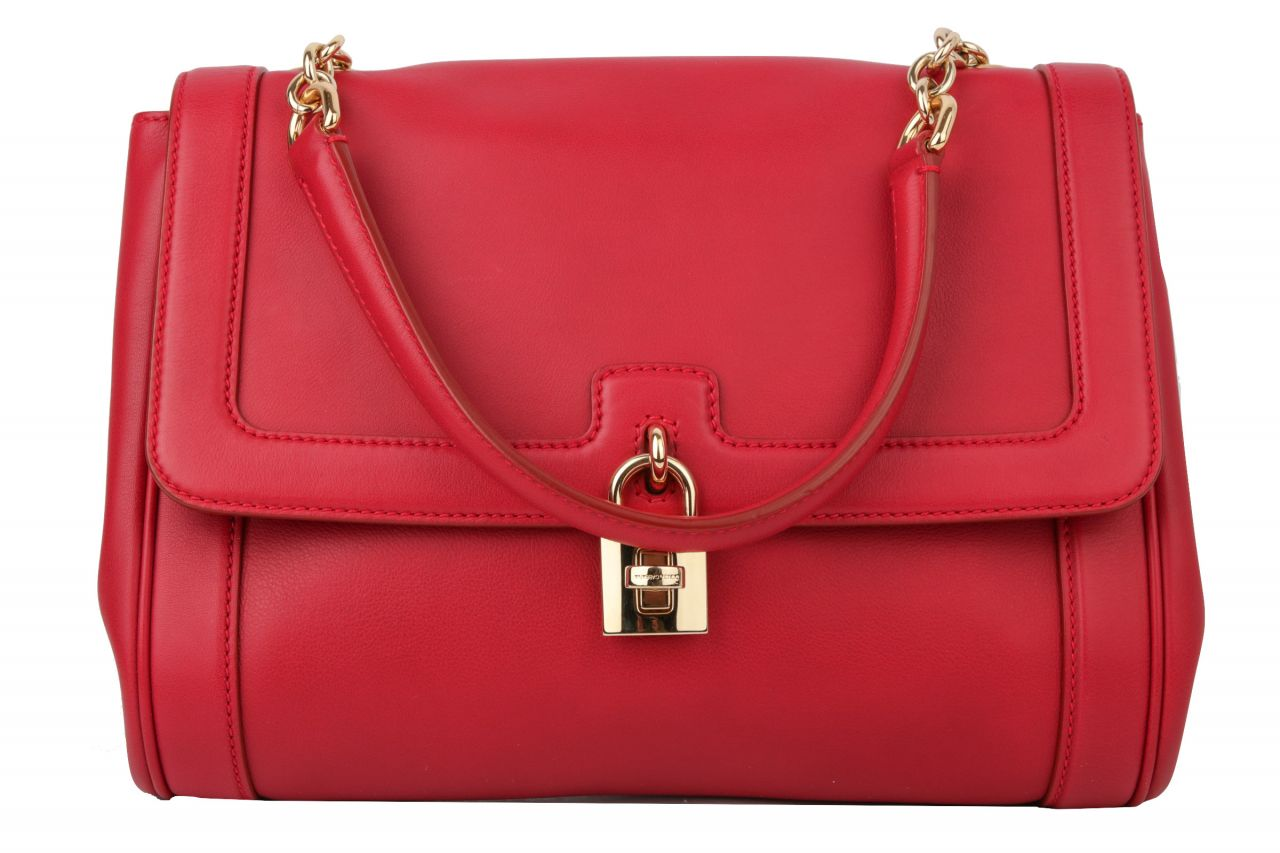 Dolce & Gabbana Handtasche Rot