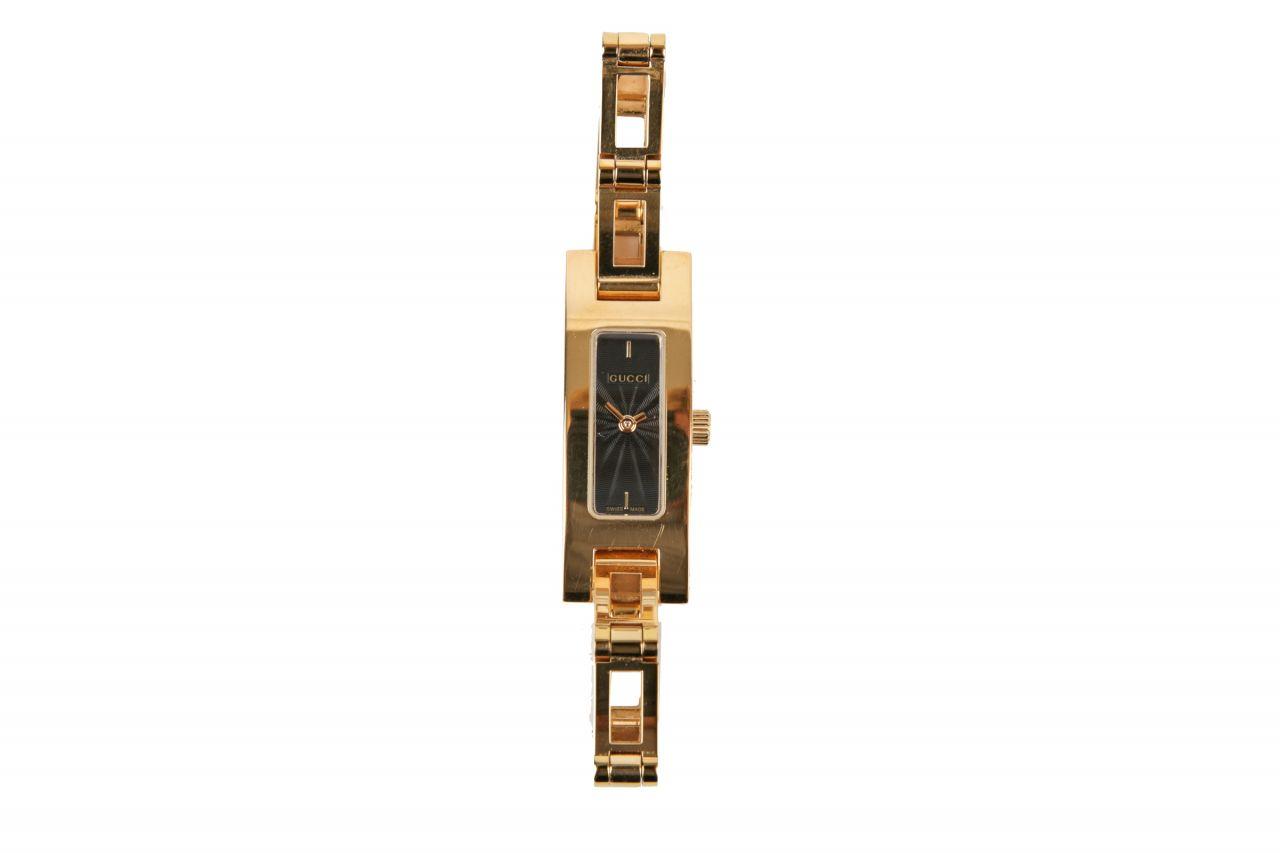 Gucci Uhr 3900L Gold