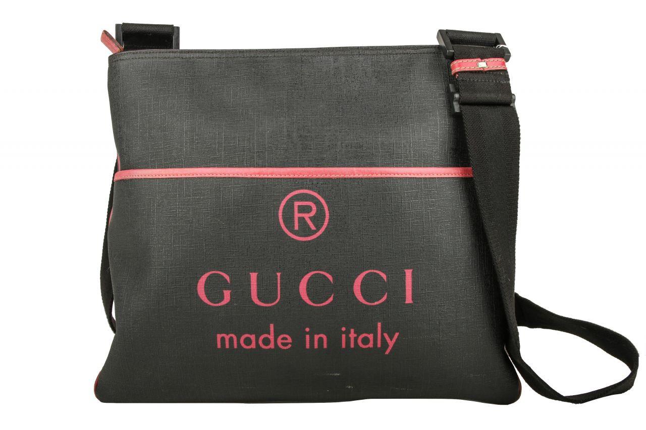 Gucci Messenger Bag Schwarz