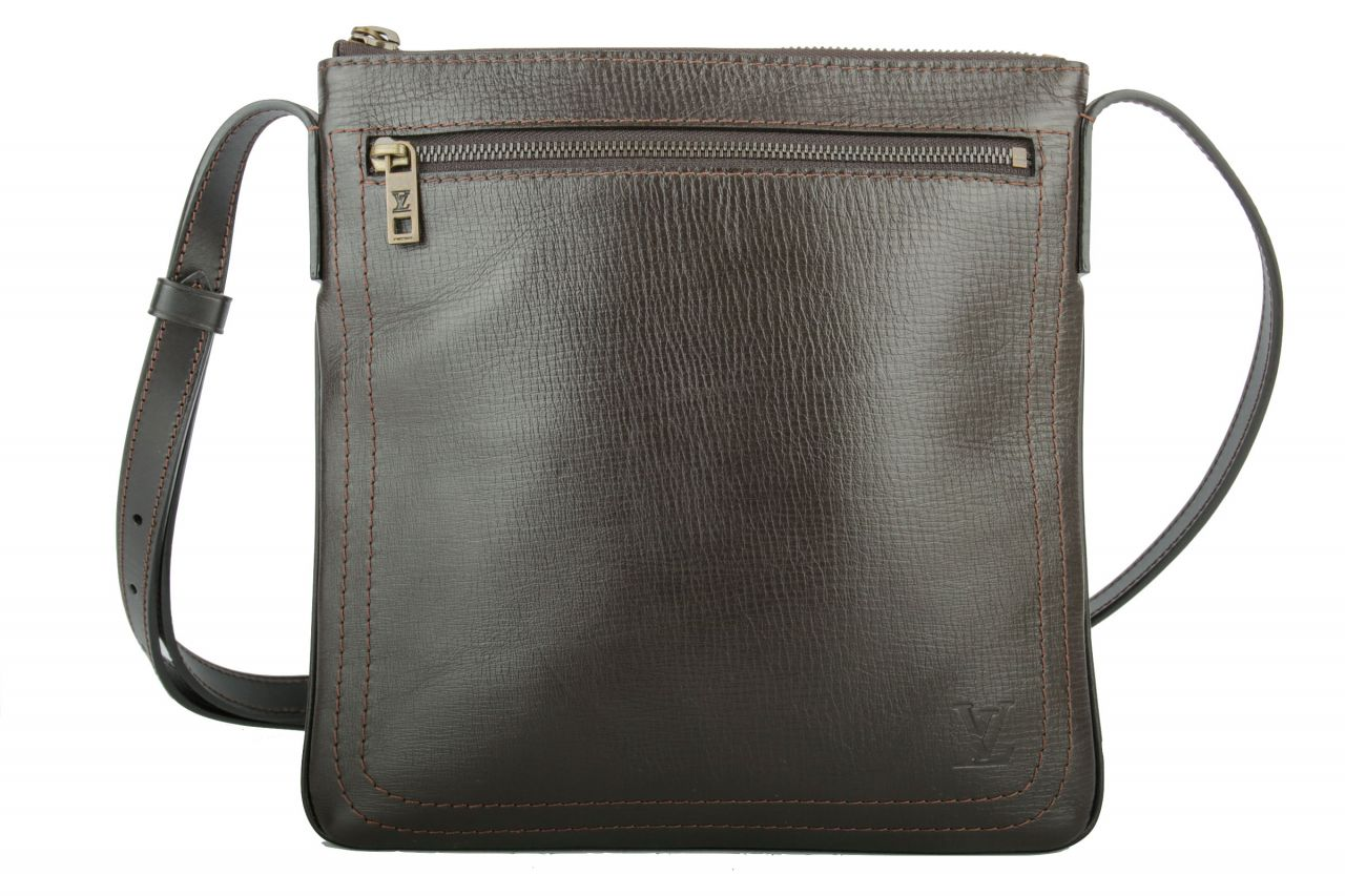 Louis Vuitton Handtasche Braun