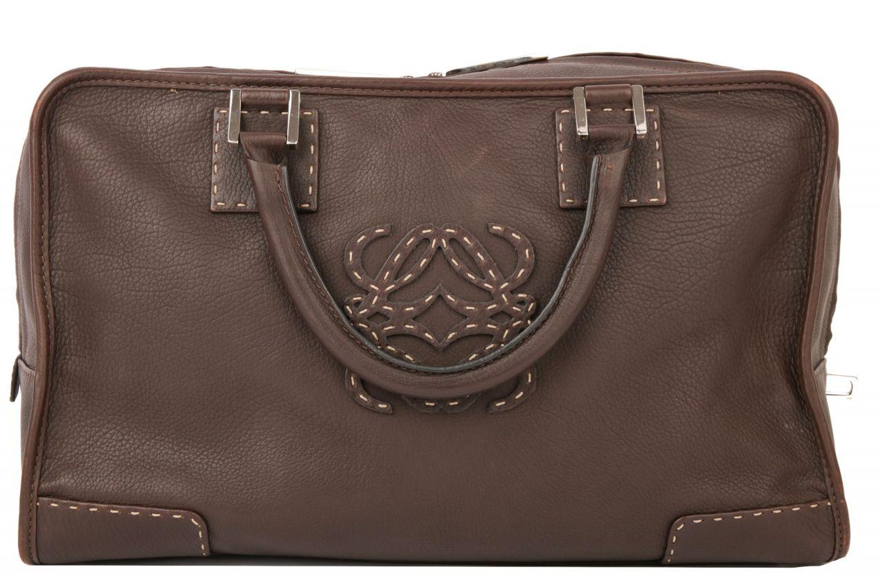 Loewe Amazona Bag Braun