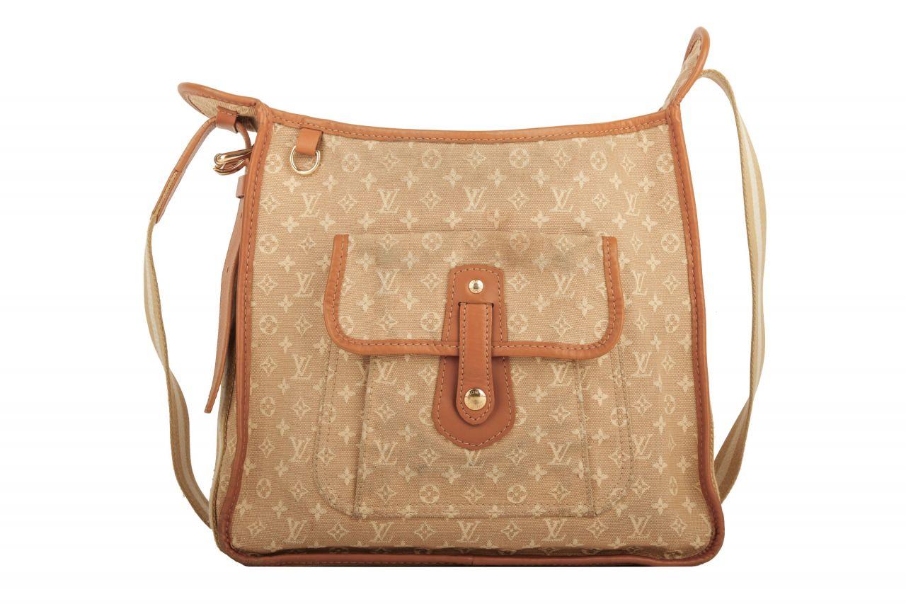 Louis Vuitton Bussus Marie-Kate Monogram Shoulder Bag
