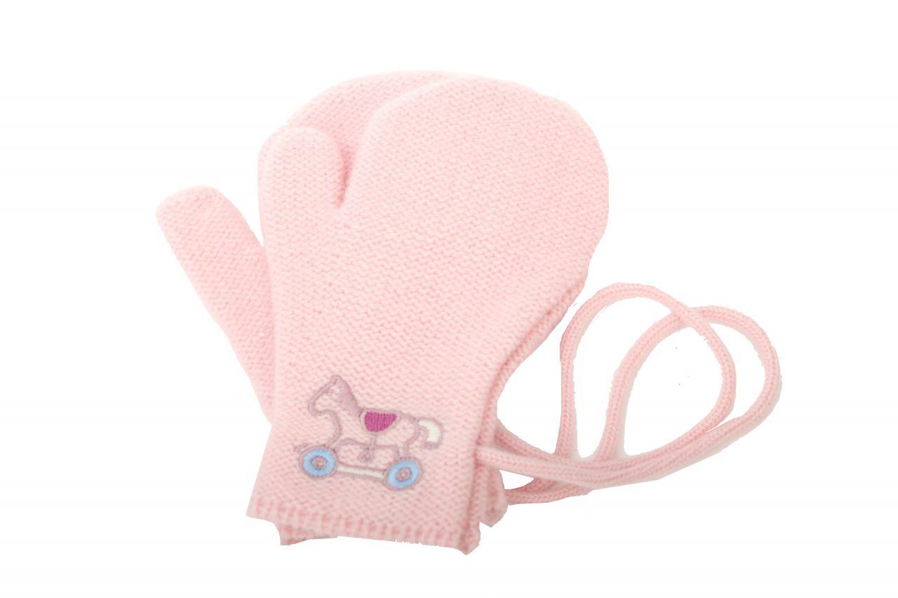 Hermès Babyhandschuhe Adada rosa