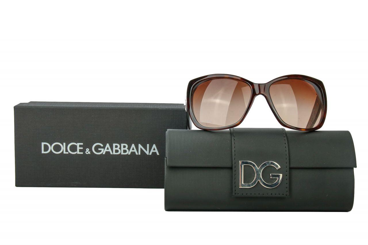 Dolce & Gabbana Sonnenbrille dunkelbraun