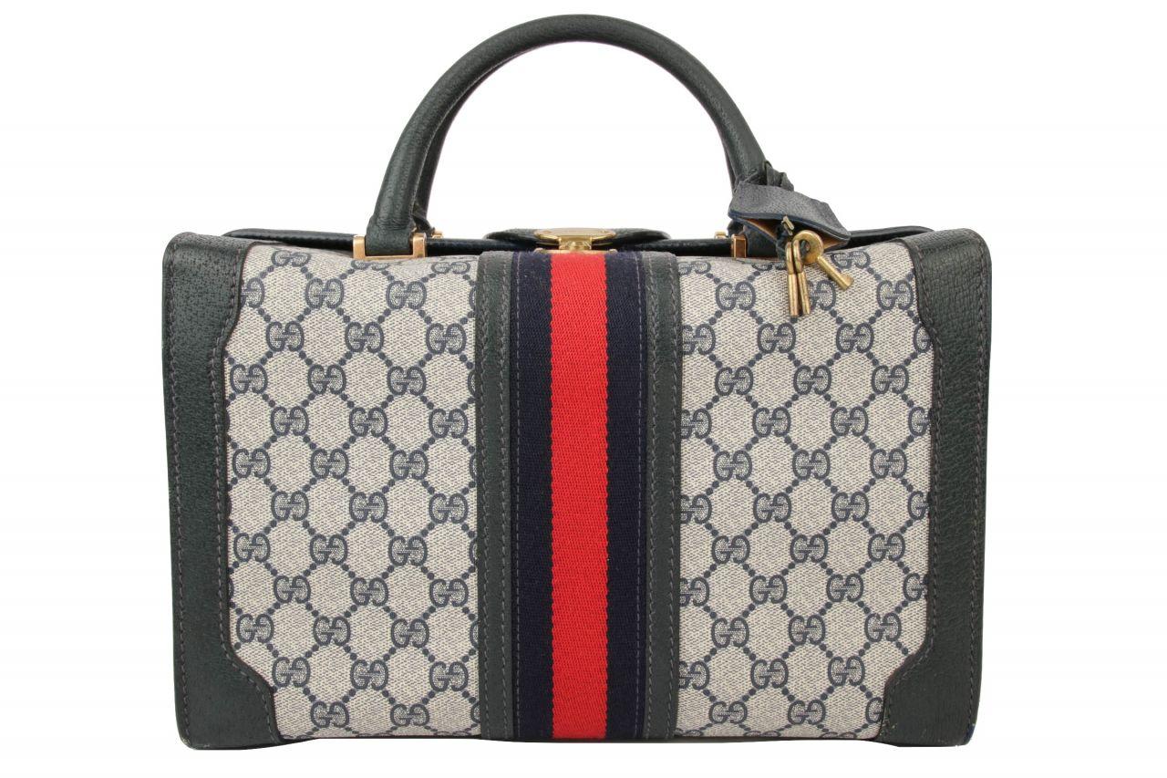 Gucci Beauty Case Navy