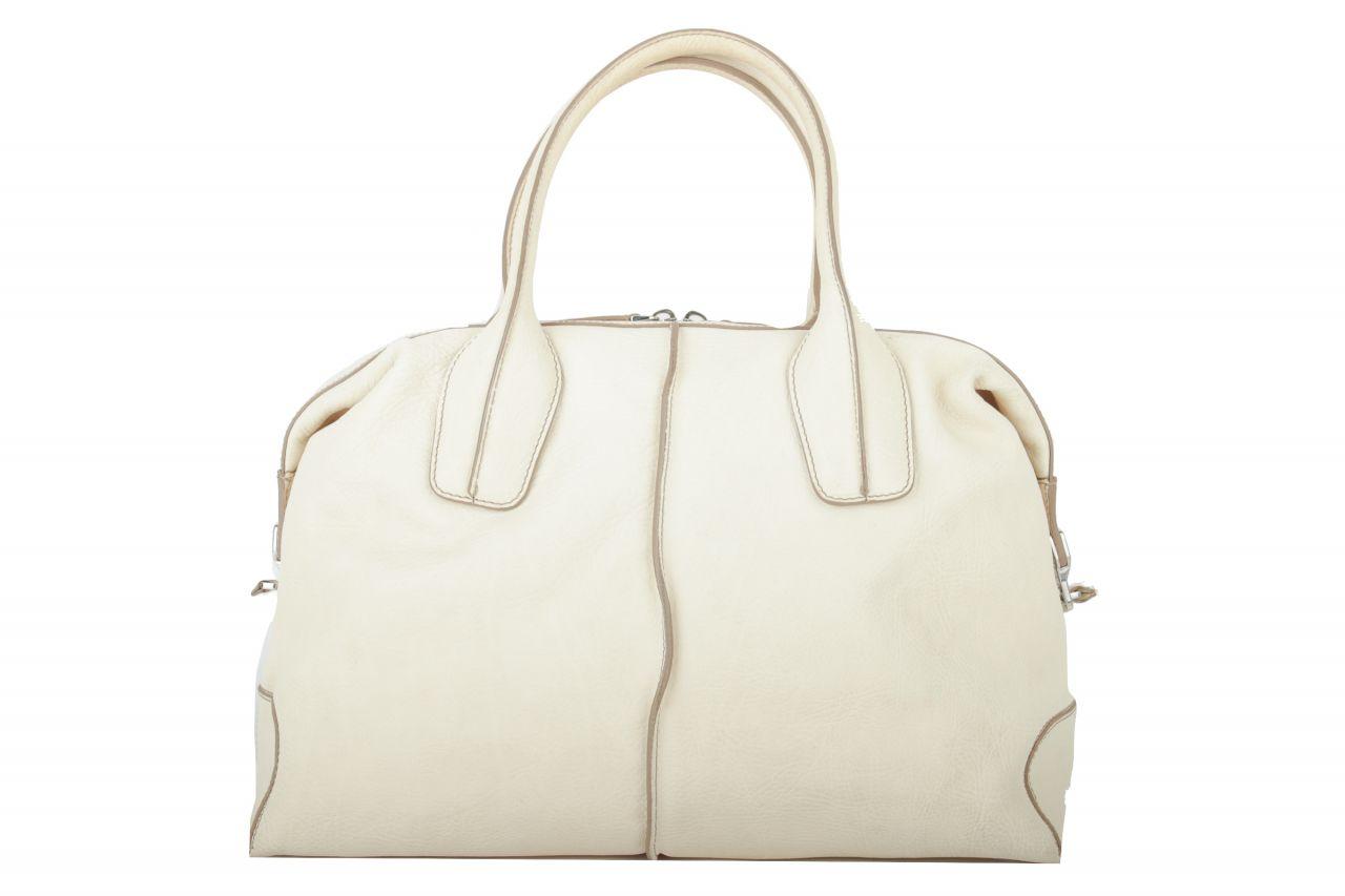 Tod's Tote Bag White