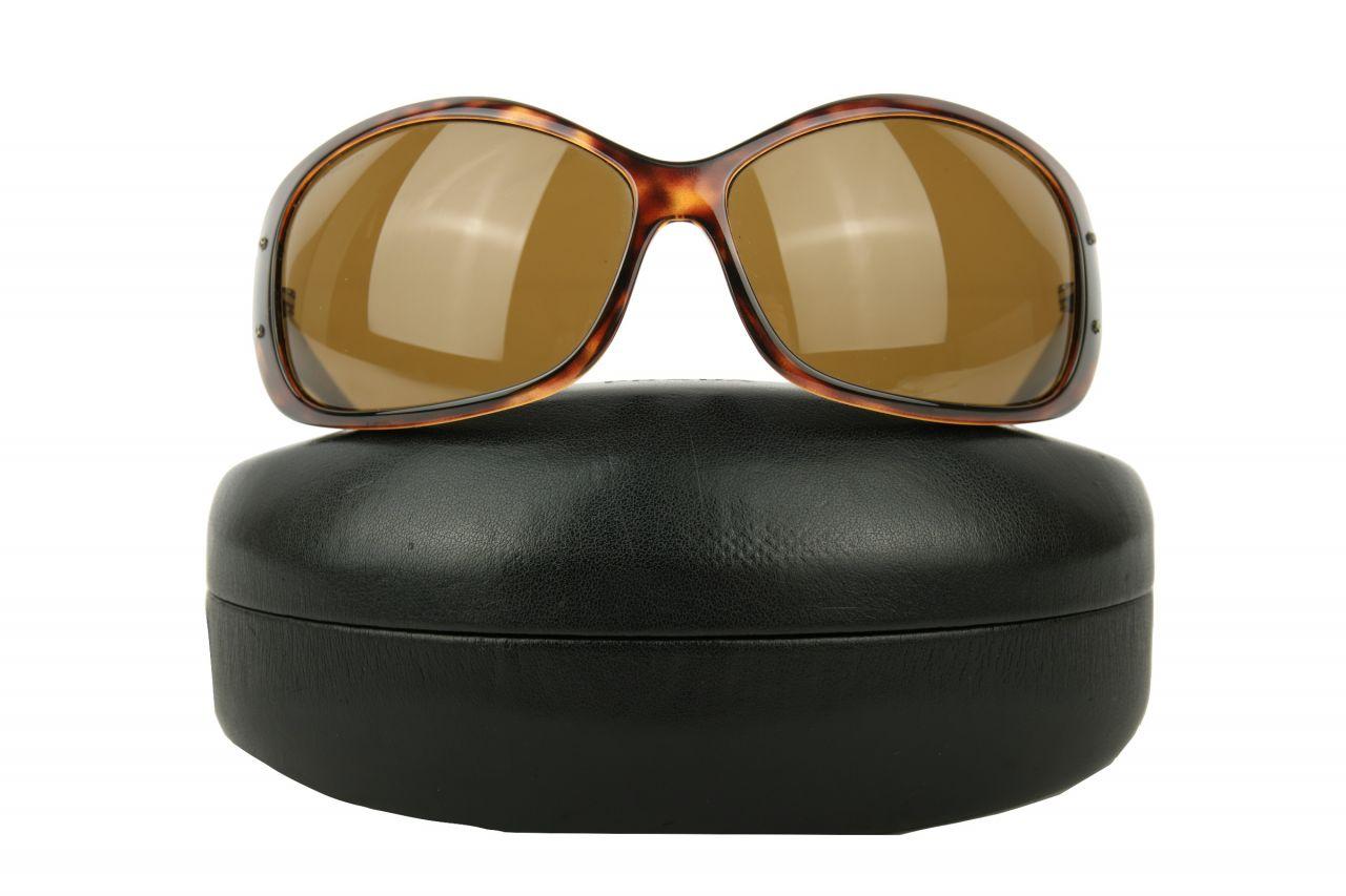 """Prada Sunglasses """"SPR04F"""" Brown"""
