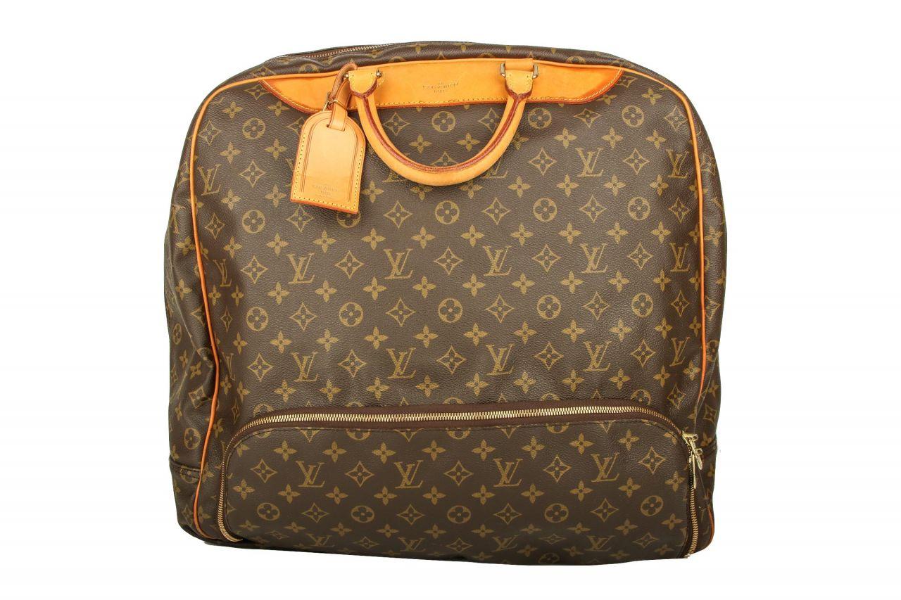 Louis Vuitton Eva Dione Boston Bag Monogram Canvas