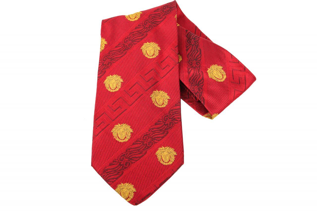 Versace Krawatte Rot